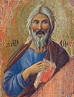 Apostle Andrew, 1311, duccio