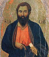 Apostle Jacob, 1311, duccio