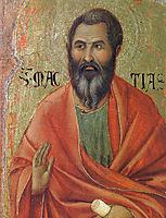 Apostle Matthias, 1311, duccio