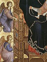 Madonna and Child (Fragment), duccio