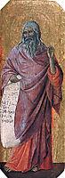 Prophets.Isaiah, 1311, duccio