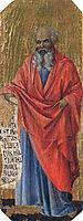 Prophets. Jeremiah, 1311, duccio