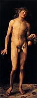 Adam, 1507, durer