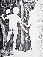 Adam And Eve, 15, durer