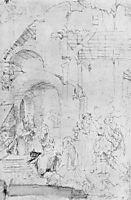 Adoration of the Magi, durer