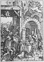 The Adoration of the Magi, 1502, durer