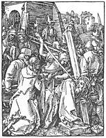 Christ Bearing the Cross, 1509, durer
