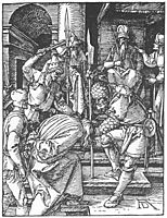Christ before Annas, 1511, durer