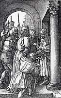 Christ Before Pilate, Engraved Passion, 1512, durer