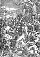 Christ Taken Captive, 1510, durer
