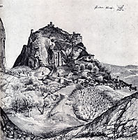 The Citadel Of Arco In The South Tyrol, 15, durer
