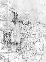 The Cross of Christ, durer
