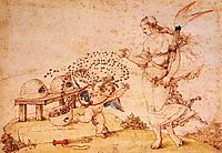 Cupid the Honey Thief, 1514, durer