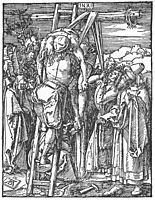 The Descent from the Cross, 1511, durer