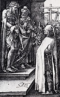 Ecce Homo, Engraved Passion, 1512, durer