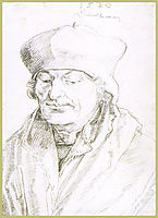 Erasmo De Rotterdam, 1520, durer