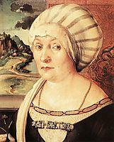 Felicitas Tucher, nee Rieter, 1499, durer
