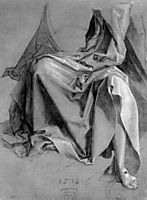 The garment of Christ, durer