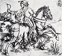 The Great Courier, 1495, durer
