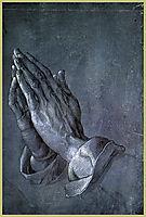 Hands of an Apostle, c.1508, durer