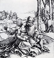 The Ill-Assorted Couple, 1495, durer