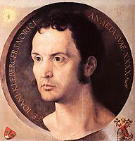 Johannes Kleberger, 1526, durer