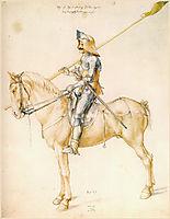 Knight On Horseback, durer
