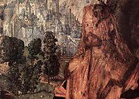 TheLady of the festival du Rosaire(fragment), durer