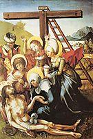 Lamentation of Christ, 1497, durer