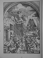 A Life of the Virgin, 1503, durer