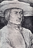 Lucas van Leyden, 1521, durer