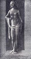 Lucrece, 1508, durer