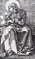 Madonna Nursing, 1519, durer