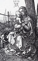 Madonna By The Tree, 1513, durer