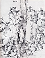 Male And Female Nudes, 1515, durer