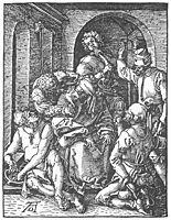 The Mocking of Christ, 1511, durer