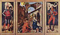 Paumgartner Altar, c.1503, durer