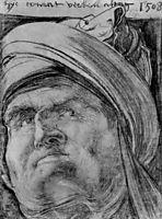 Portrait of Conrat Verkell , durer