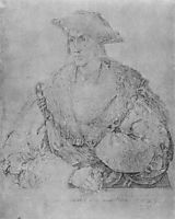 Portrait of Henry Parker, Lord Morley , durer