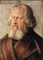 Portrait of Hieronymus Holzschuher, 1526, durer