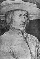 Portrait of a Man , 1521, durer