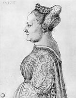 Portrait of a Woman , durer