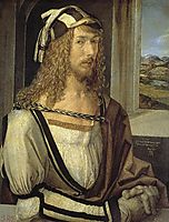 Self-Portrait, 1498, durer