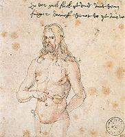 Self-Portrait, 1521, durer