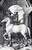 The Small Horse, 1505, durer