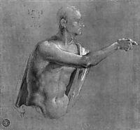 Upper Body of Christ, 1508, durer
