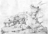 Venus und Amor, durer
