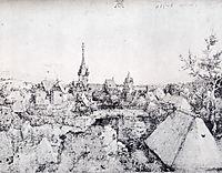 View Of Heroldsberg, 1510, durer