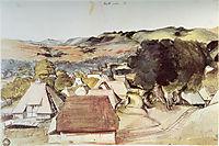 View of Kalchreut, c.1511, durer