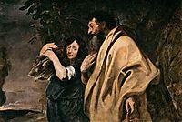 Abraham and Isaac, c.1617, dyck
